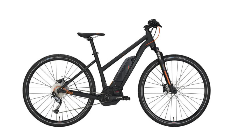 Conway eCS 200 SE black -40 cm E-Bike