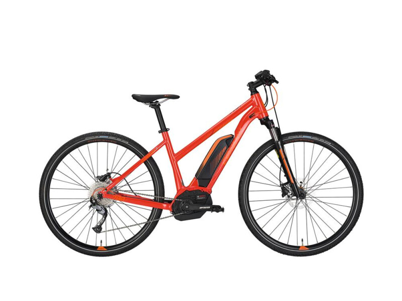 Conway eCS 200 SE Trapez red -40 cm