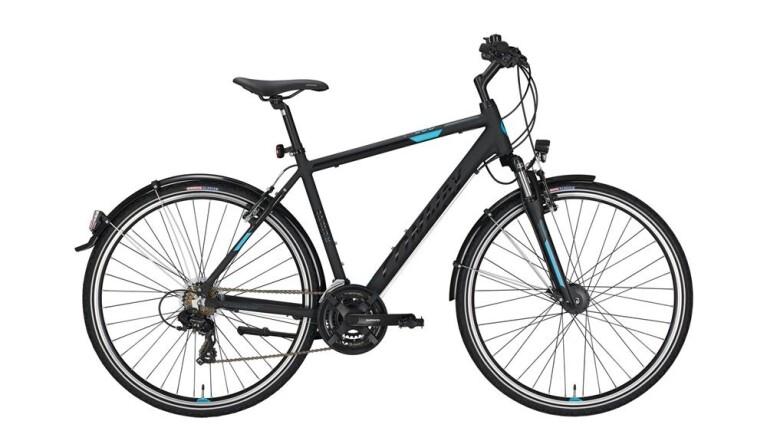 CONWAYCC 300 black matt/blue -52 cm
