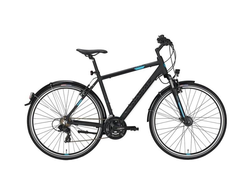 Conway CC 300 black matt/blue -52 cm