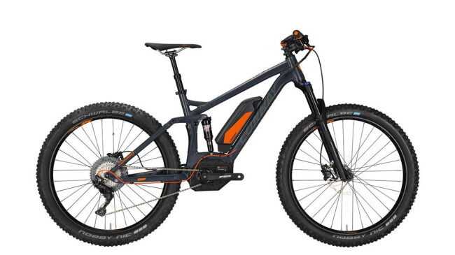 Conway eMTB 27,5 Zoll + Bosch CX 500Wh