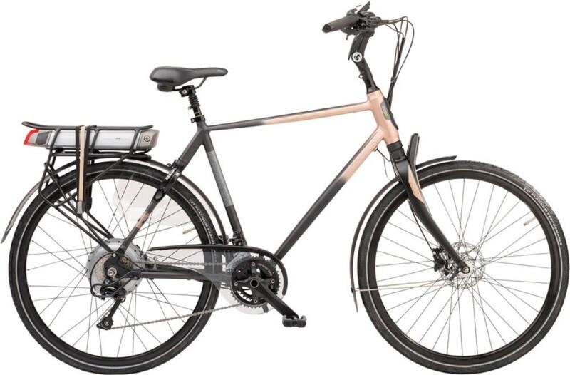 Sparta R20i LTD BLACK/GOLD-MAT E-Bike