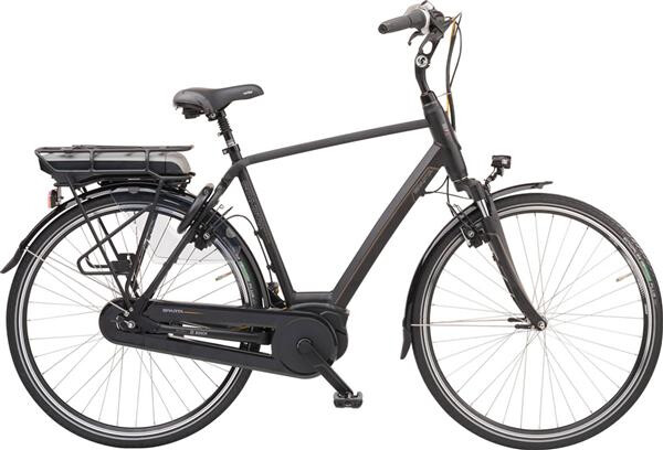 SPARTA - M7b ACTIVE LTD RT BLACK-MAT 400wh