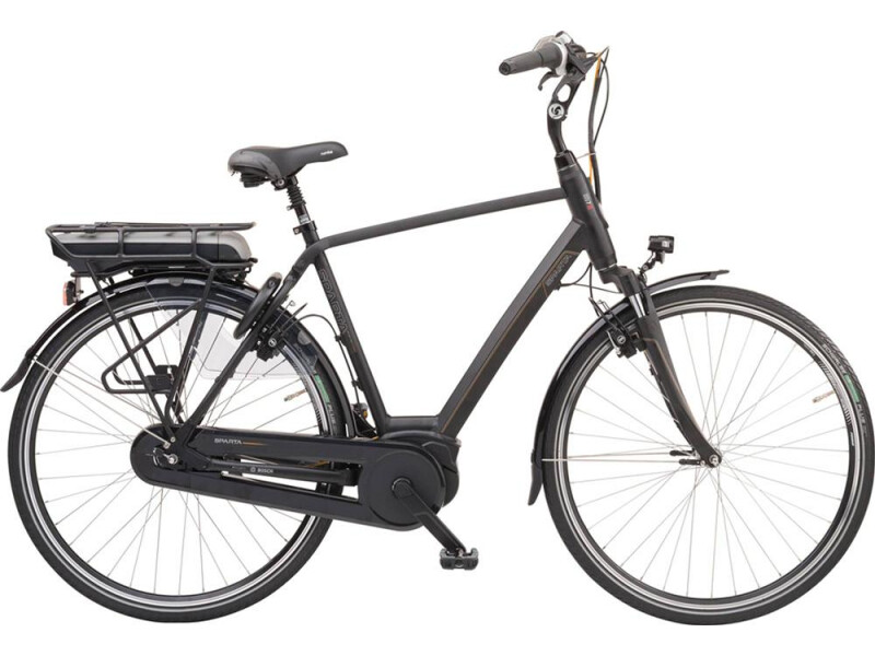 Sparta M7b ACTIVE LTD RT BLACK-MAT 400wh