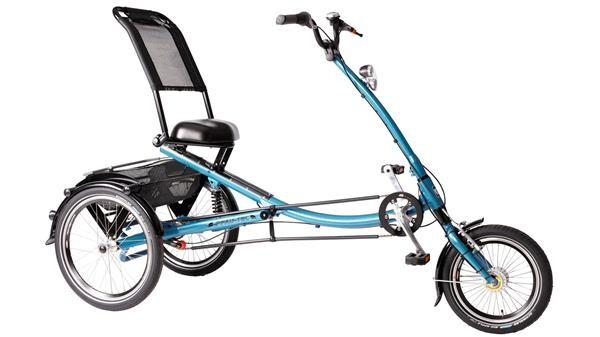 PFAU-TEC - Scooter Trike