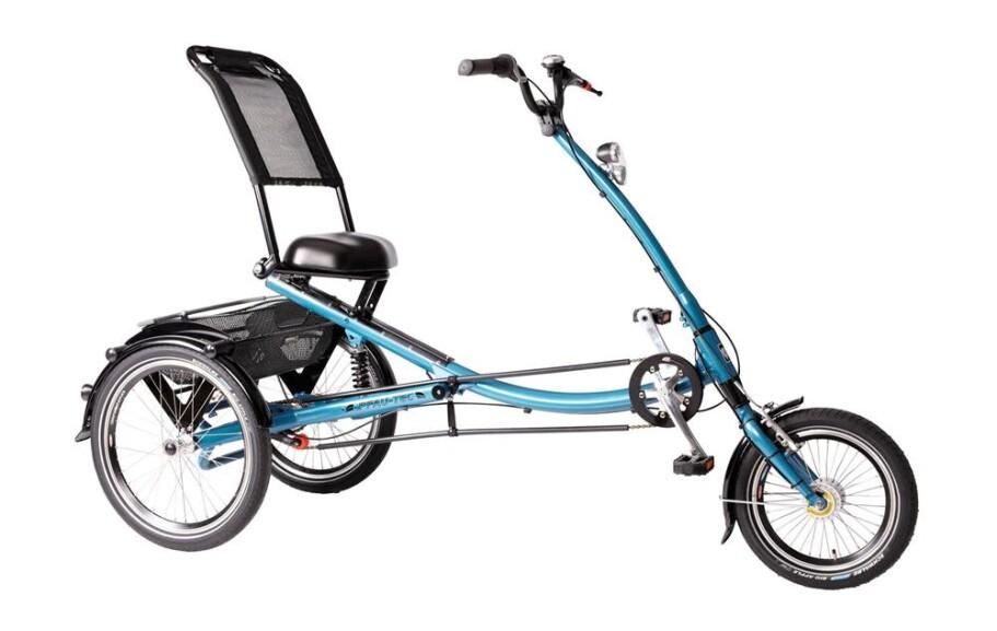 Pfau-Tec Scooter Trike FM-L