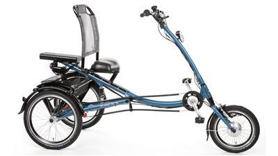 Pfau-Tec E Scooter Trike