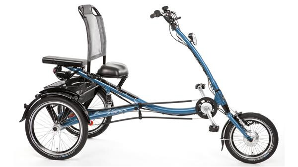 PFAU-TEC - E Scooter Trike