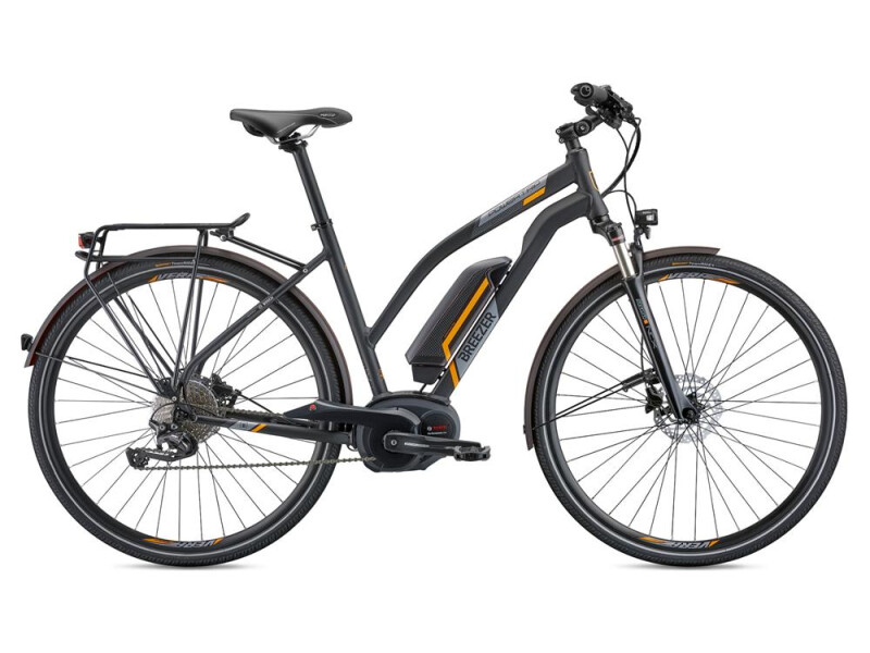 Breezer Bikes Powertrip + ST