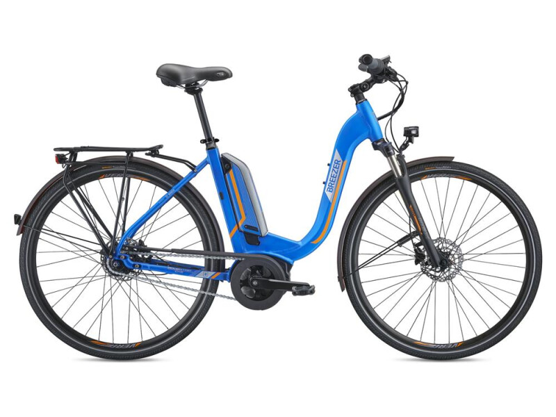 Breezer Bikes Powertrip  1.5 IG + LS