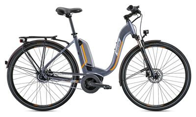 Breezer Bikes - Powertrip  1.3 IG + LS