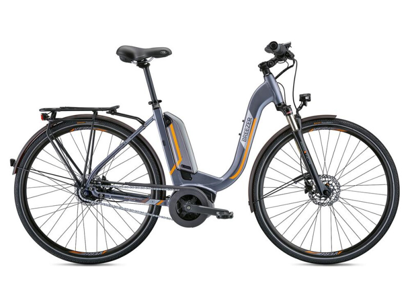 Breezer Bikes Powertrip  1.3 IG + LS