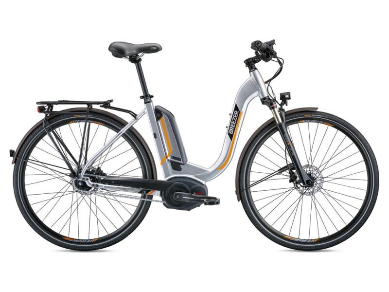 Breezer Bikes Powertrip  1.1 IG + LS