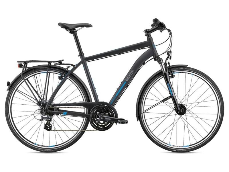 Breezer Bikes Liberty 2.5 S +