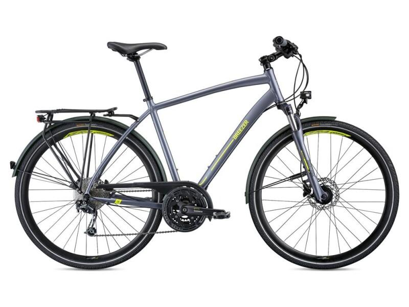 Breezer Bikes Liberty 1.5 S +