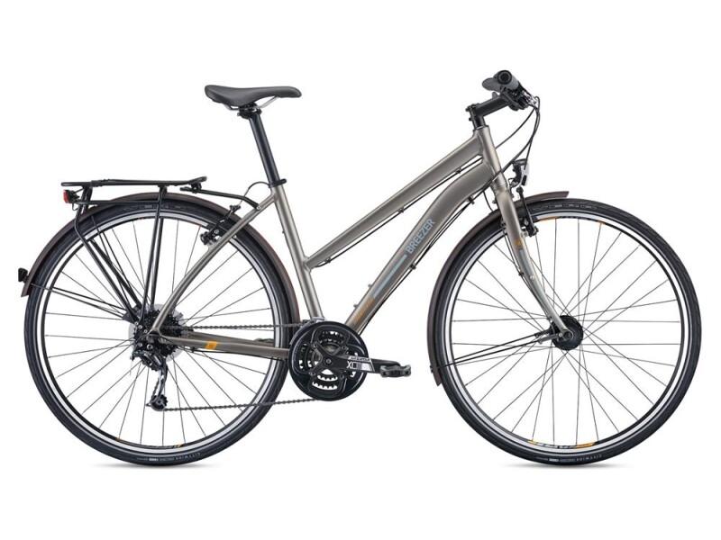Breezer Bikes Liberty 2.1 R + ST
