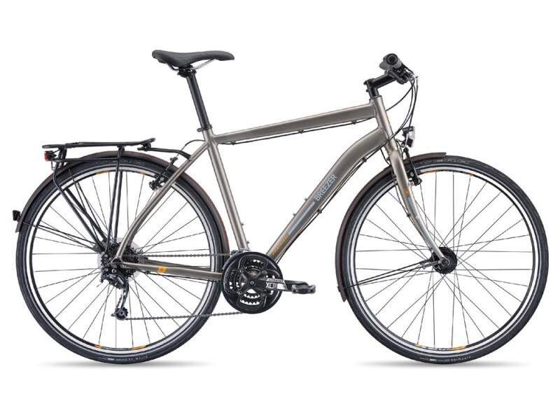 Breezer Bikes Liberty 2.1 R +