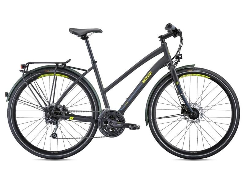 Breezer Bikes Liberty 1.5 R + ST