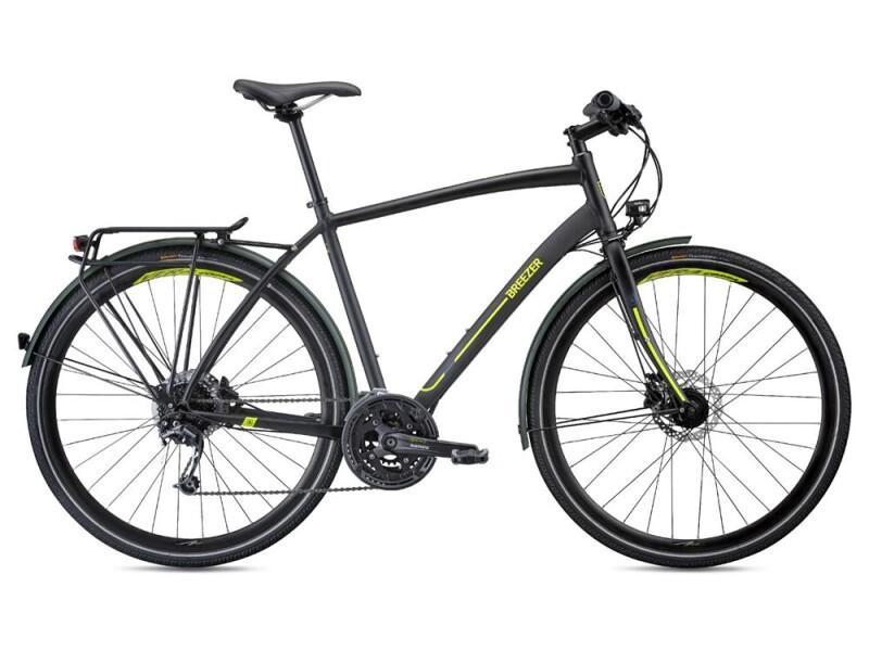 Breezer Bikes Liberty 1.5 R +