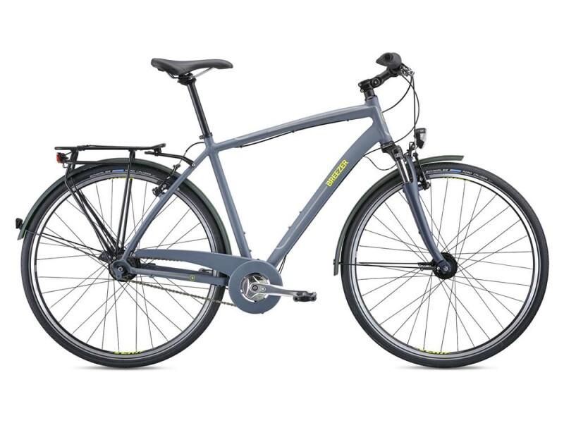Breezer Bikes Liberty IGS +