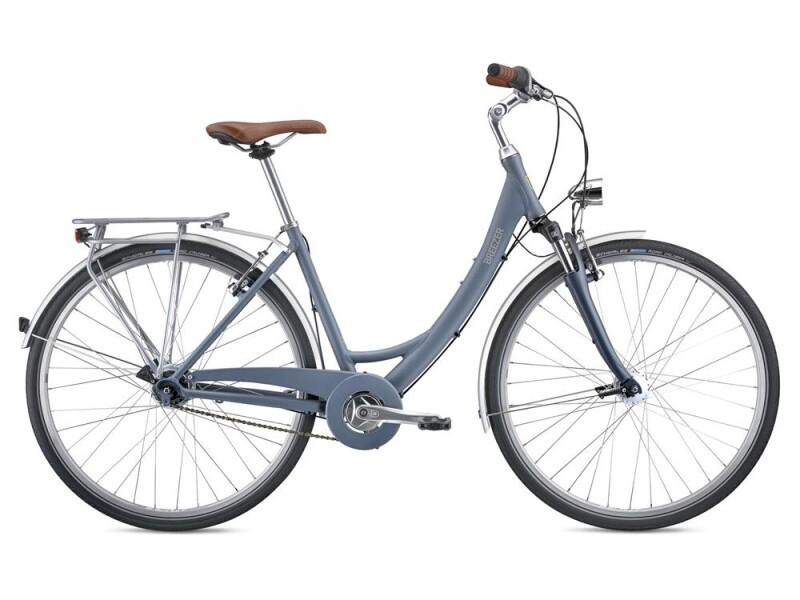 Breezer Bikes Liberty IGS + LS