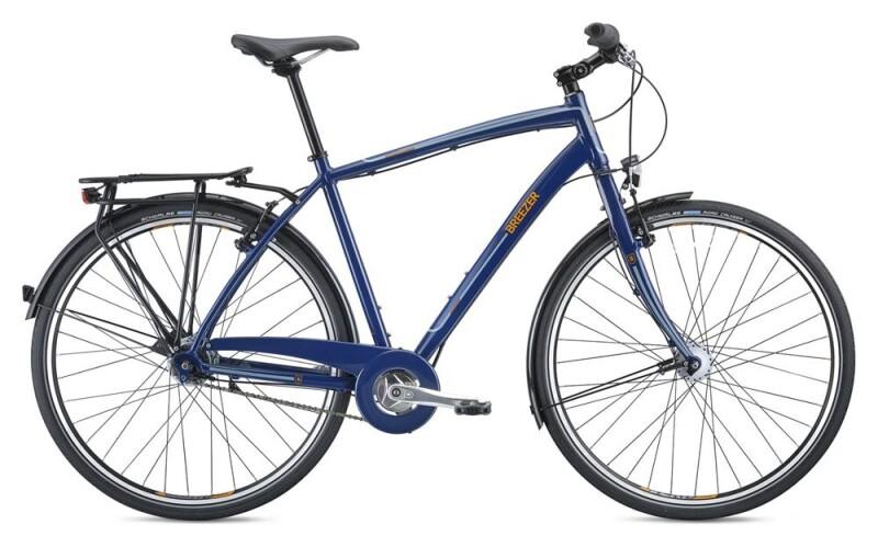 Breezer Bikes Liberty IGR + Citybike