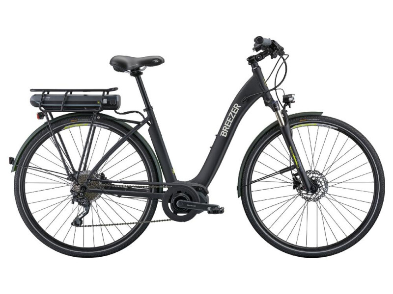 Breezer Bikes Greenway + LS