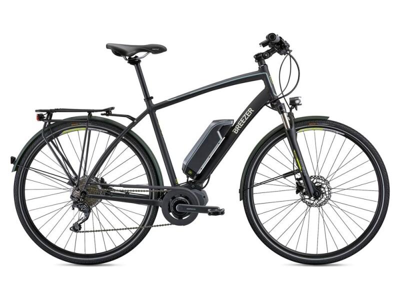 Breezer Bikes Greenway +