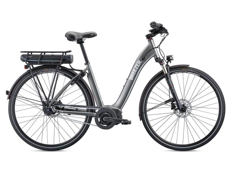 Breezer Bikes Greenway IG + LS C/D Di2