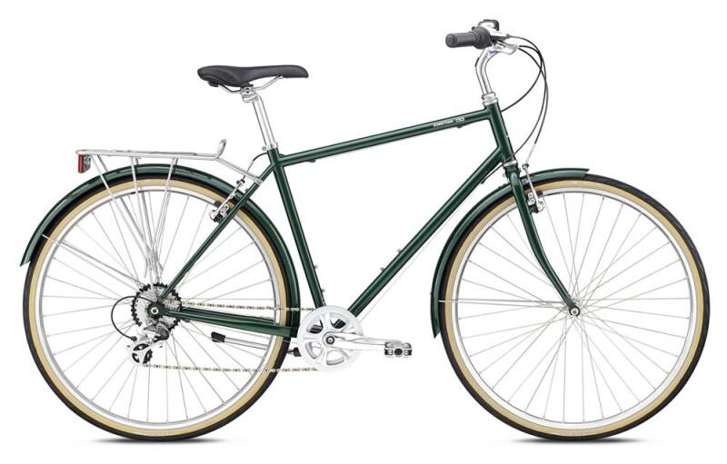 Breezer Bikes Downtown EX Trekkingbike