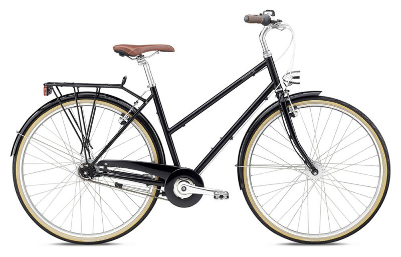 Breezer Bikes Downtown 8+ ST Citybike