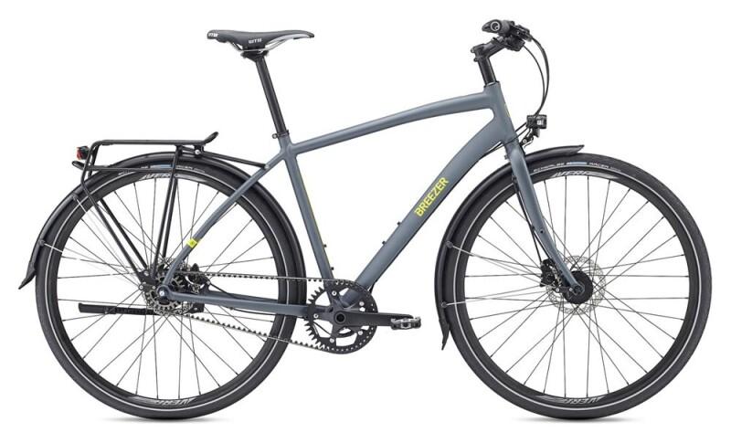 Breezer Bikes Beltway 8 + Citybike