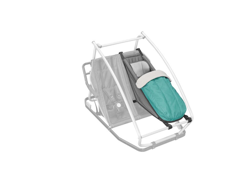 Croozer Winter-Set für Babysitz