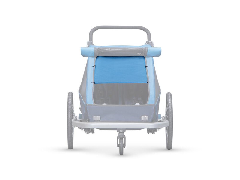 Croozer Sonnenschutz Kid Plus for 2