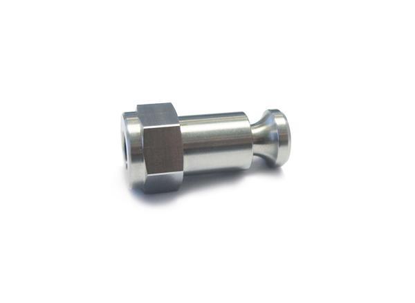 CROOZER - Kupplung Click & Crooz® Achsmutter M10 x 1