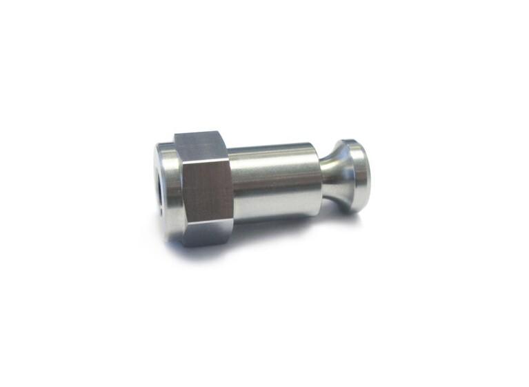 CROOZERKupplung Click & Crooz® Achsmutter 3/8 x 26