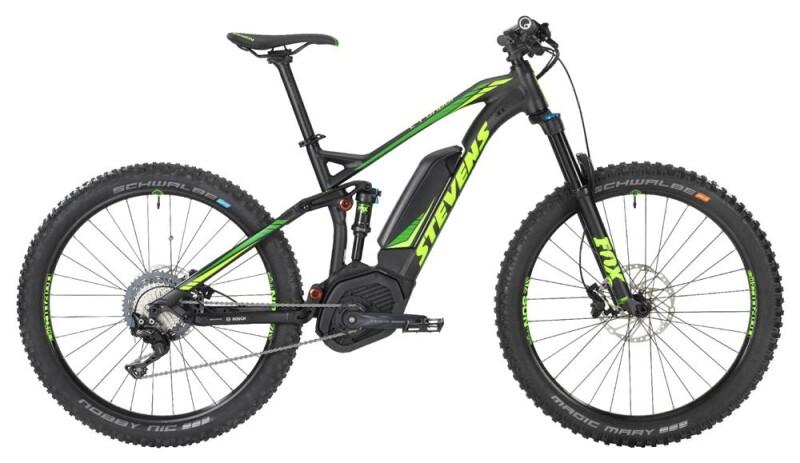 Stevens E-Pordoi+ E-Bike