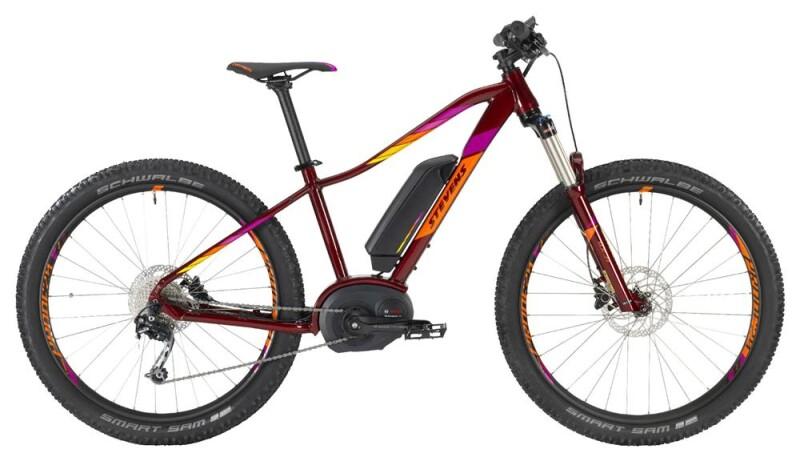 Stevens E-Stoke Lady E-Bike