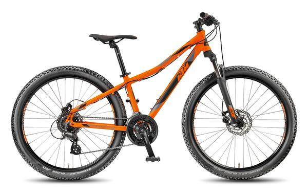 KTM BIKES - WILD SPEED 26.24 Disc M