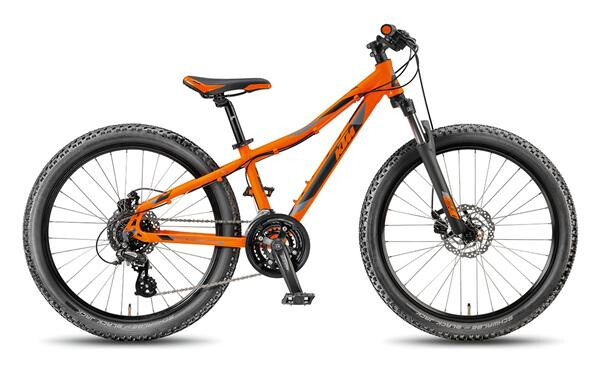 KTM BIKES - WILD SPEED 24.24 Disc M