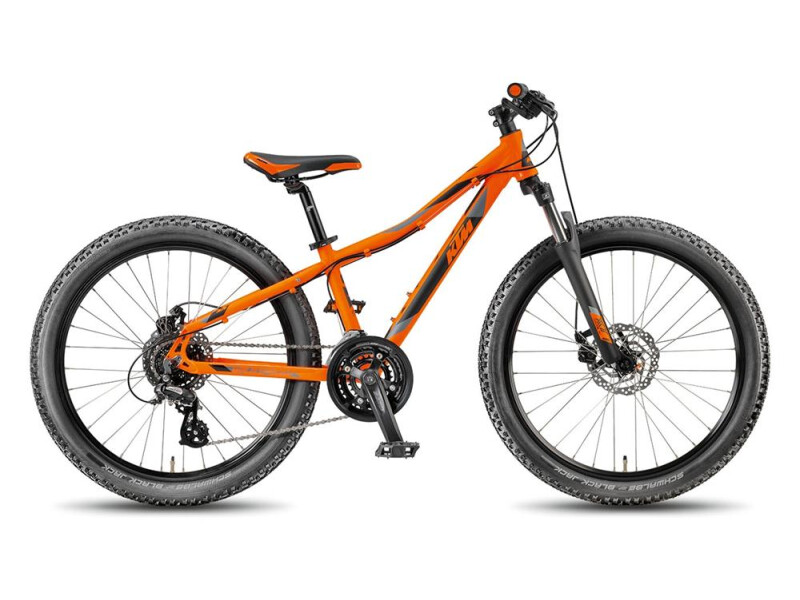 KTM Bikes WILD SPEED 24.24 Disc M