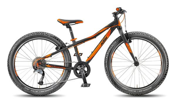 KTM BIKES - WILD SPEED 24.9 light