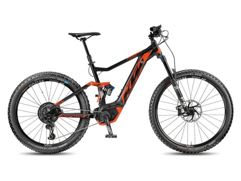 KTM Bikes MACINA KAPOHO 271