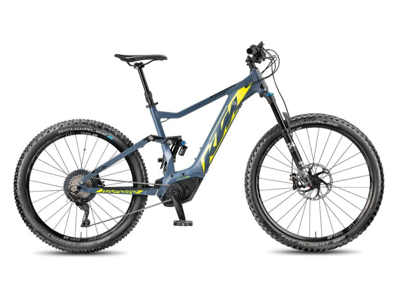 KTM Bikes MACINA KAPOHO 272