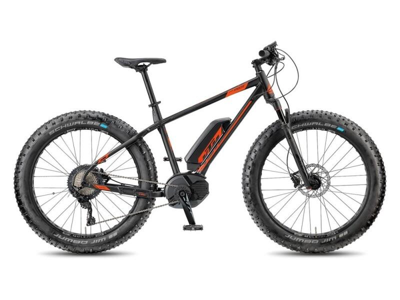 KTM Bikes MACINA FREEZE 261