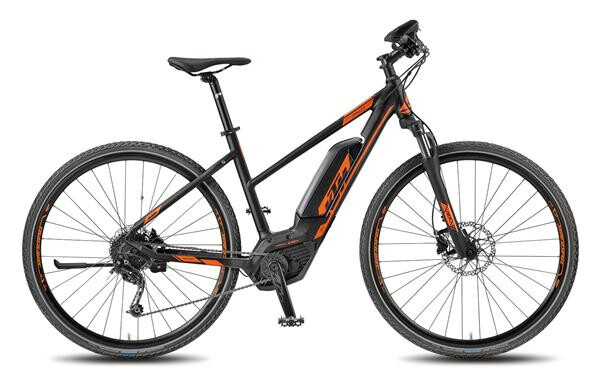 KTM - MACINA CROSS 9 CX4