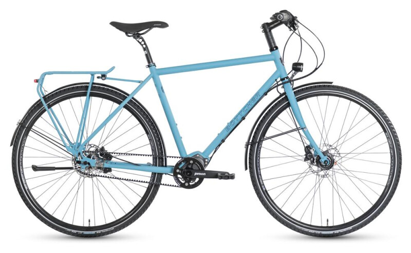Böttcher Adminton Citybike