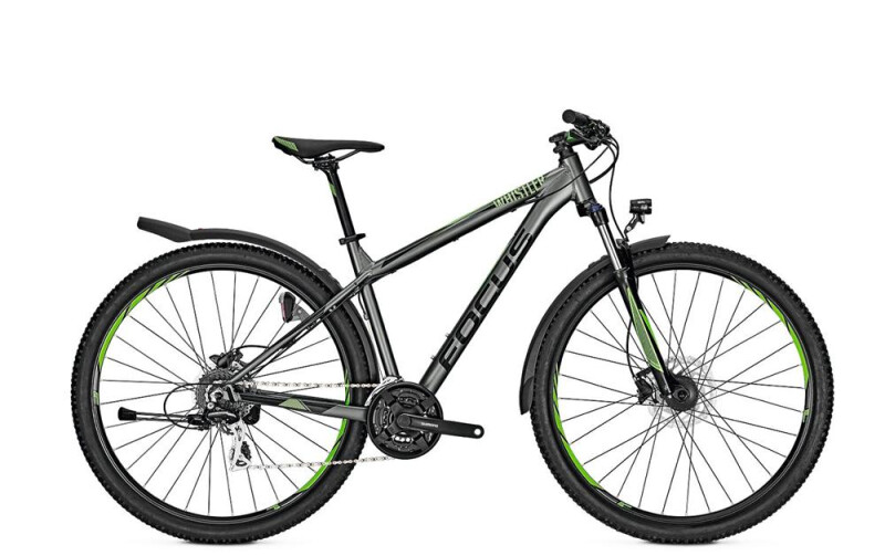 Focus WHISTLER Elite Equipped ATB