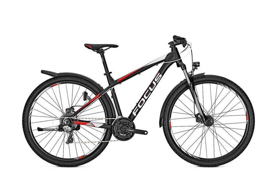 Focus Whistler Core Equipped