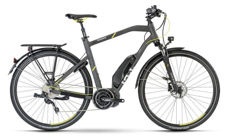 Husqvarna BicyclesLT3 Herren 52cm, Modell 2018